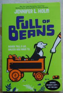 Full of Beans Newbery Contender for 2017