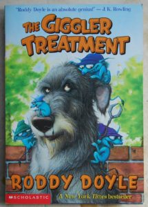 Giggler Treatment laugh out loud book