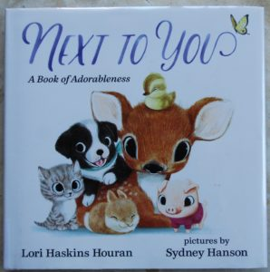 Next to You must have picture book