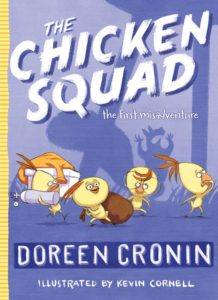 chicken-squad early chapter book for emerging readers