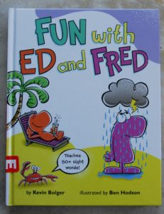 Fun with Ed and Fred laugh out loud early reader
