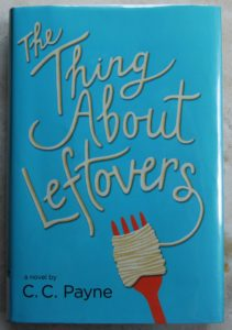thing-about-leftovers book for kids dealing with divorced families