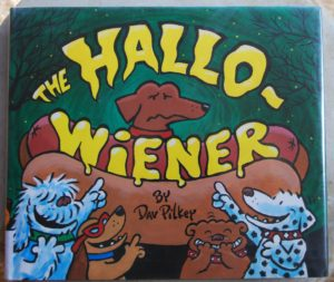 hallo-wiener halloween picture book classic