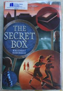 the-secret-box fantasy and adventure book for kids