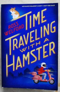 time-traveling-with-a-hamster a chapter book about time travel