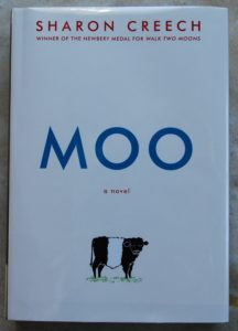 moo appealing story told in verse