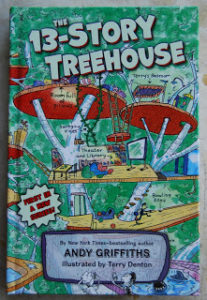 13-story-treehouse book for kids who love illustrated novels
