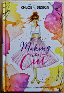 making-the-cut book for fashion obsessed teens