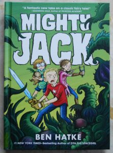mighty-jack new graphic novel series