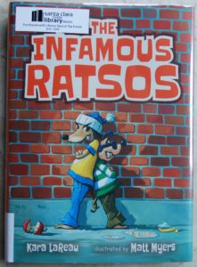 infamous ratsos clever early chapter book