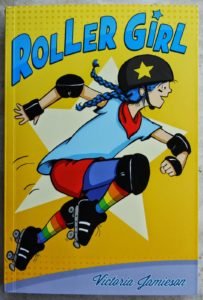 roller girl empowering graphic novel for girls