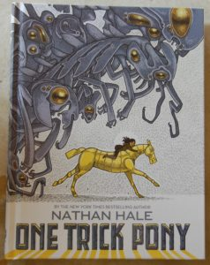 one trick pony nathan hale's latest adventure