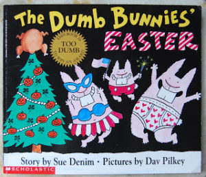 dumb bunnies easter must have easter picture book
