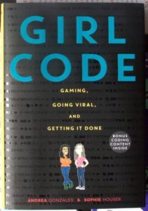 girl code book for girls who code