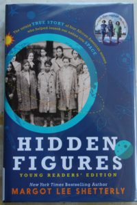 Hidden Figures adult books adapted for kids