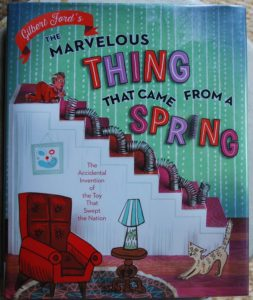 where did the slinky come from marvelous thing that came from a spring