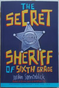 managing through the tough stuff secret sheriff of sixth grade