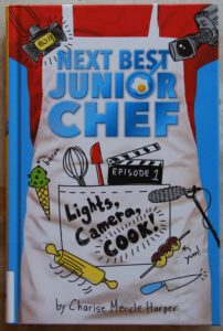 perfect for fans of masterchef jr. next best junior chef