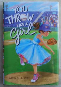 play like a girl you throw