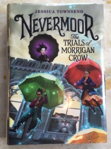 a return to fantasy in kid's books Nevermoor