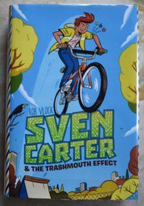 hilarious science fiction book for kids sven carter