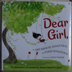 Beautiful book for mothers and daughters dear girl