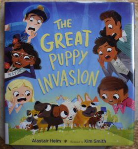power to the puppy the great puppy invasion