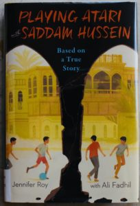 historical fiction from Iraq playing atari with Saddam Hussein