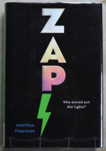 powerful mystery that includes stem zap