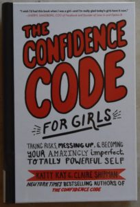 how girls can become bold, brave and fearless confidence code