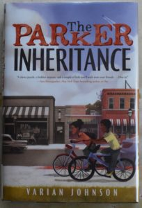 mystery with truths about the past Parker Inheritance