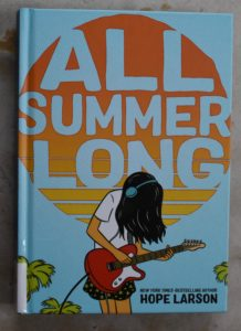 graphic novel to remind kids of summer all summer long
