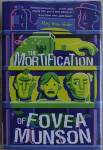 talking heads are only the beginning the mortification of fovea munson