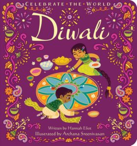 teach kids about diwali