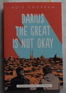 book about culture friends and family Darius the great is not ok